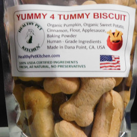 Yummy 4 Tummy Dog Biscuits